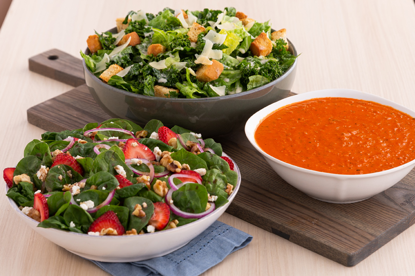 Sides, Soups, & Salads category